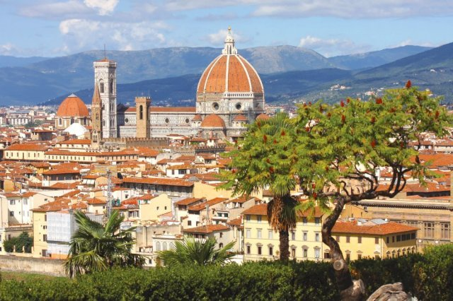 citytrip Firenze