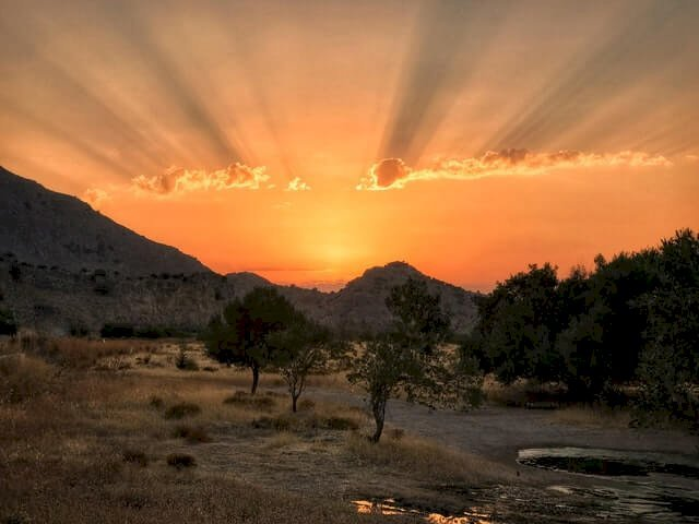 zonsondergang-kos