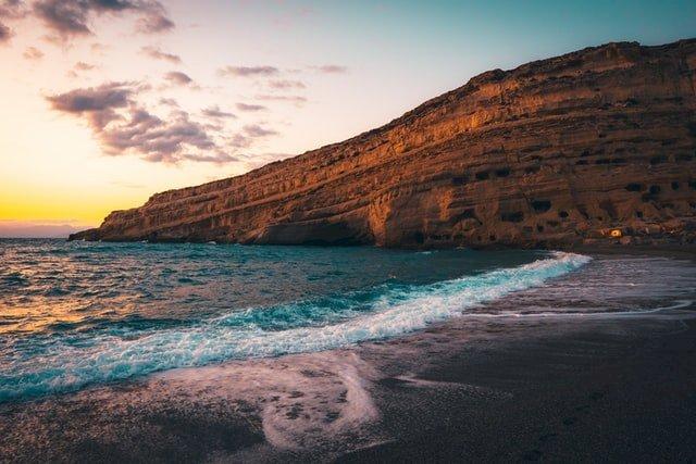 kreta-griekenland-matala