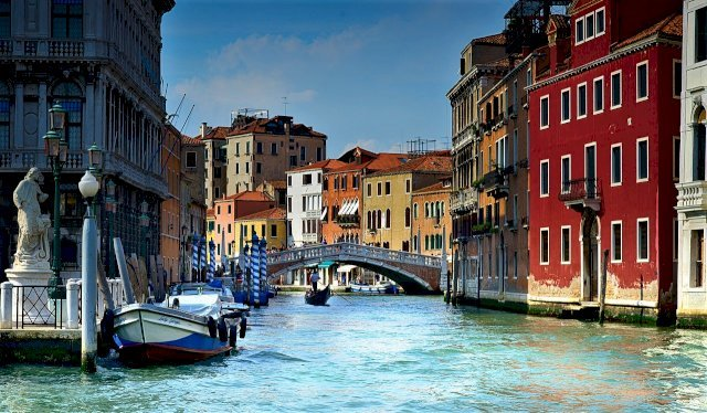 citytrip Venetië Italië