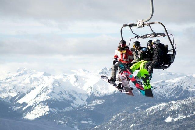 Ook een skivakantie kan je last minute boeken