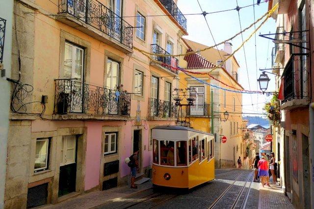 vakantie in Portugal - Lissabon