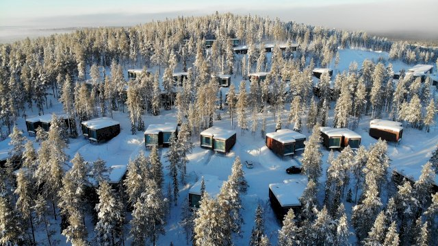 finland in de winter