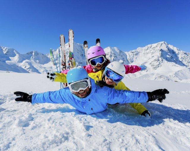 Skiën in Alpe d'Huez