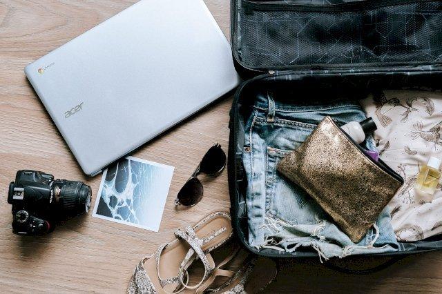 Hou rekening met het gewicht van je bagage, elke kilo telt...