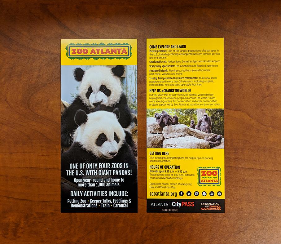 PI Zoo Rack Card 1