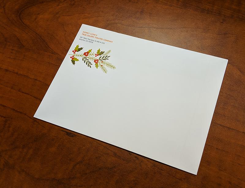 A7 Envelope Sample