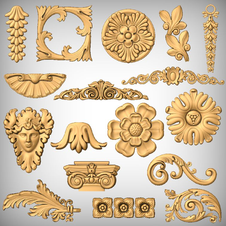 Architectural Elements - Add-on Pack