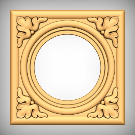 Architectural Elements - Frames and Mirrors - AssembledLayout