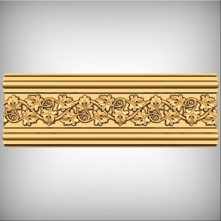 Architectural Elements - Borders and Moldings - AssembledLayout