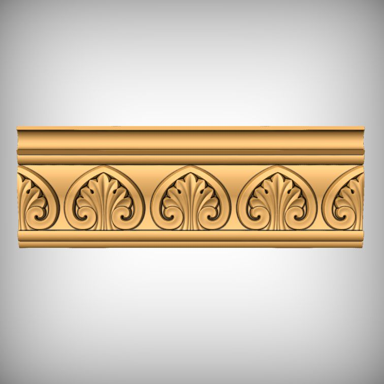 Architectural Elements - Borders and Moldings