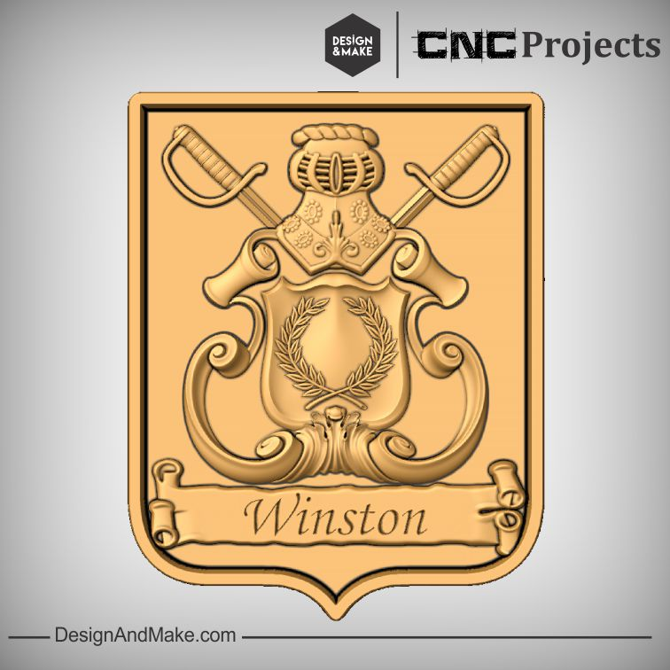 Winston Coat of Arms