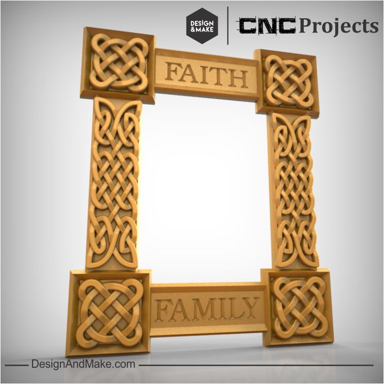 Celtic Frame No.1