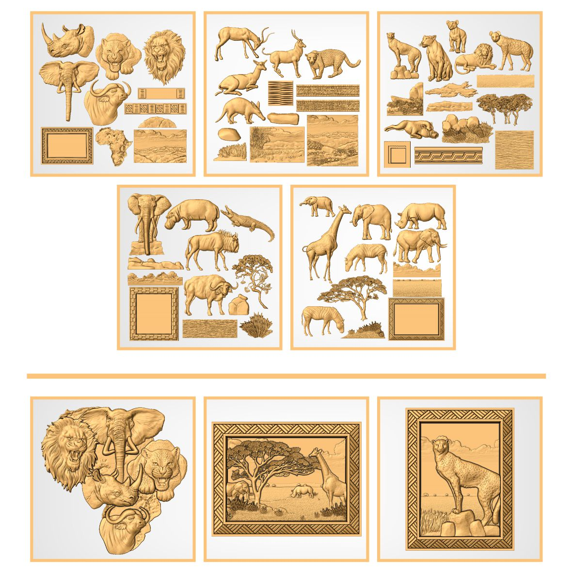 African Safari Collection
