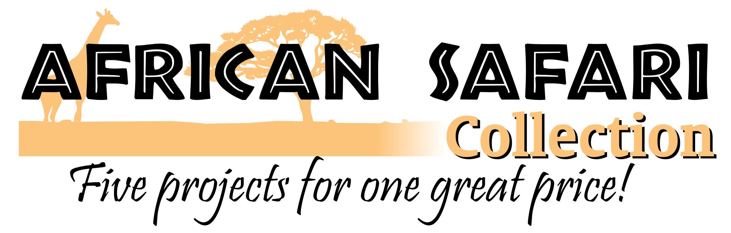 Collection Graphics - African Safari - Long