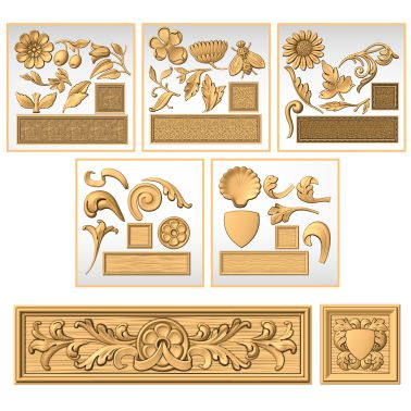 Decorative Panel Collection No.1
