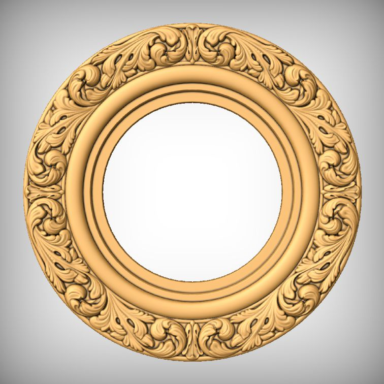 Architectural Elements - Frames and Mirrors