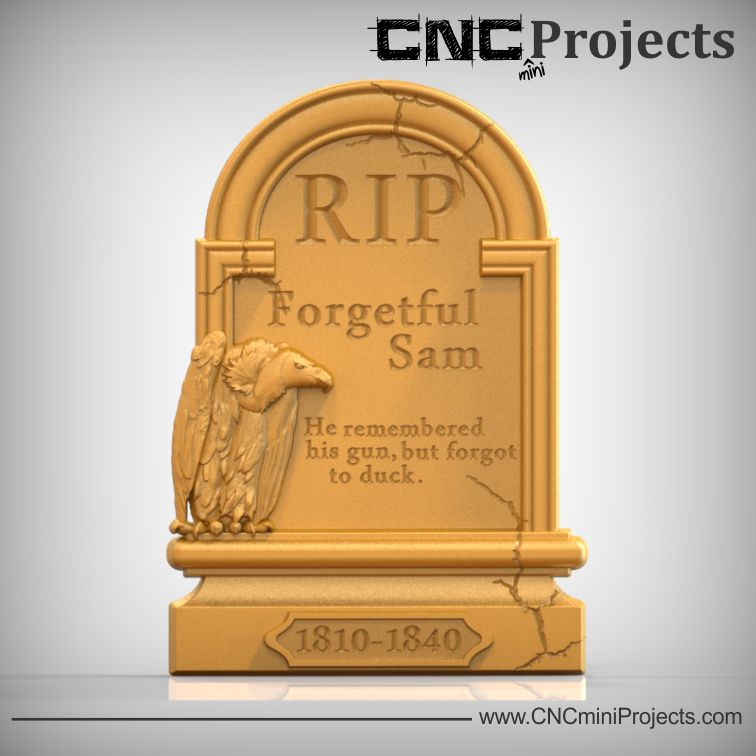 Forgetful Sam Tombstone