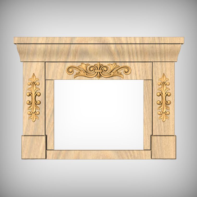 Architectural Elements - Mantels and Surrounds