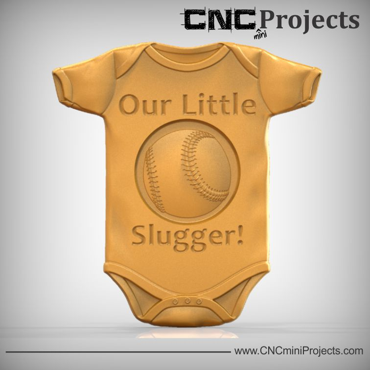 Little Slugger door plaque