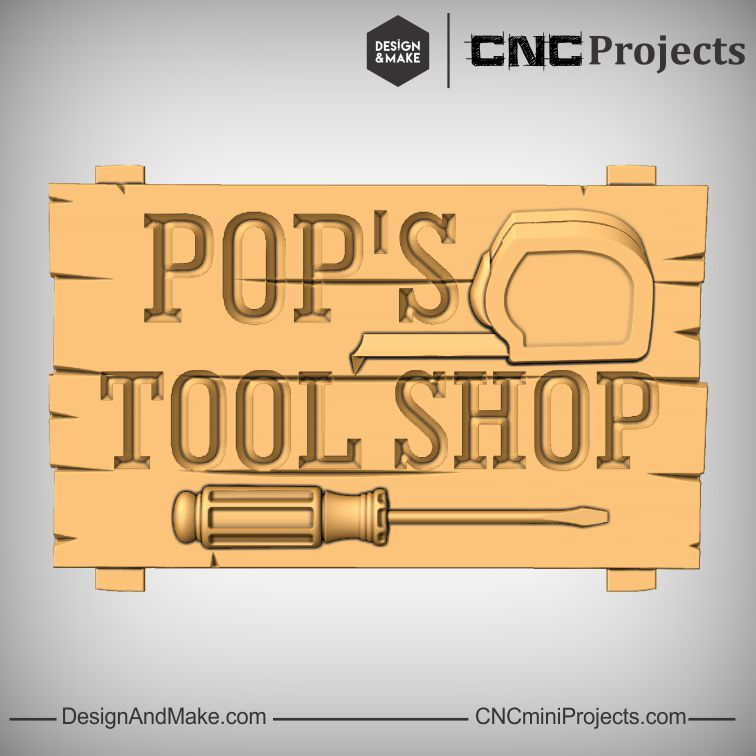 Pop's Tool Shop No.2