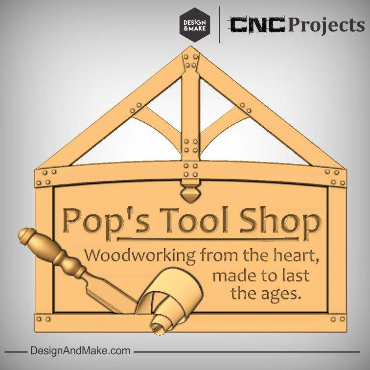 Pop's Tool Shop No.3