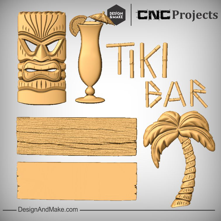 Tiki Bar No.1