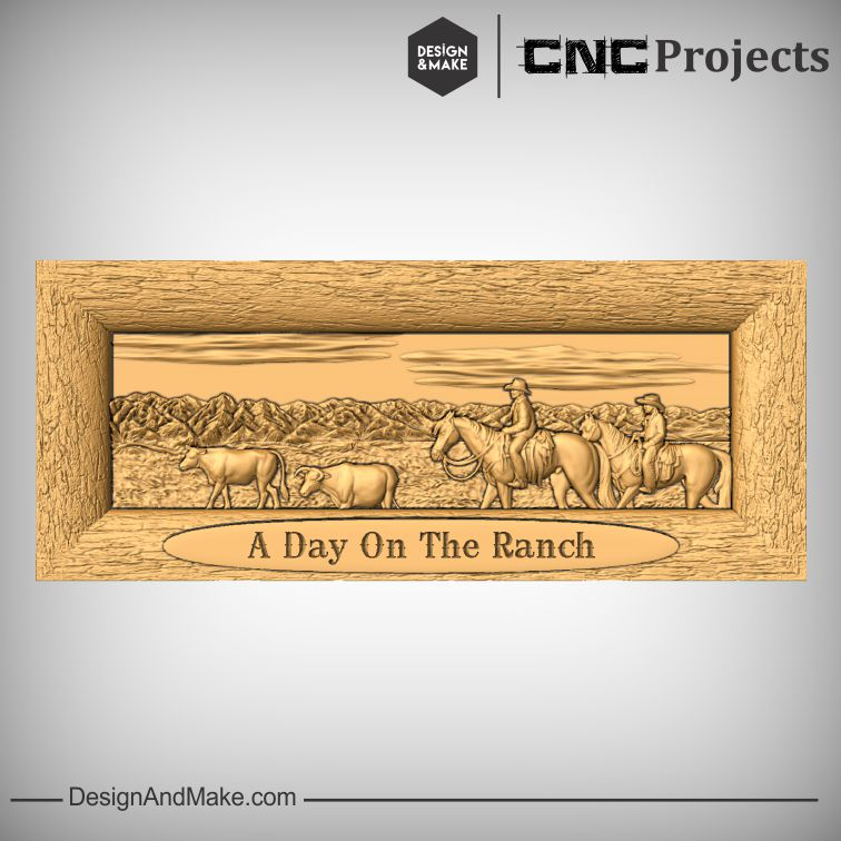 Ranch Mantel