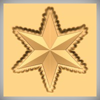 6 Pointed Star 2