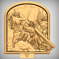 Stations of the Cross - V