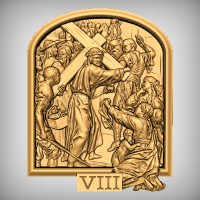 Stations of the Cross - VIII