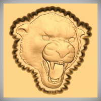 Panther Head 1