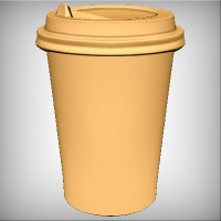 Coffee Takeaway Cup