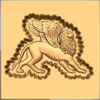 The Lion of St. Mark 2