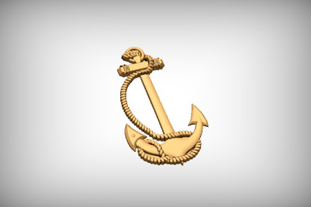 Marine Anchor 1