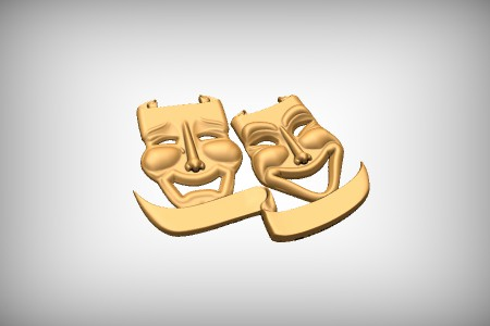 Theatre Masks 2