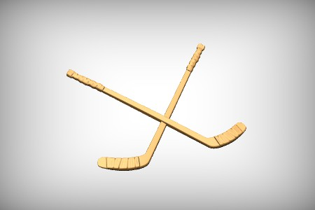 Ice Hockey Sticks 1