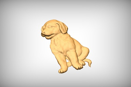 Golden Retriever Puppy 1