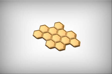 Honeycomb No.1