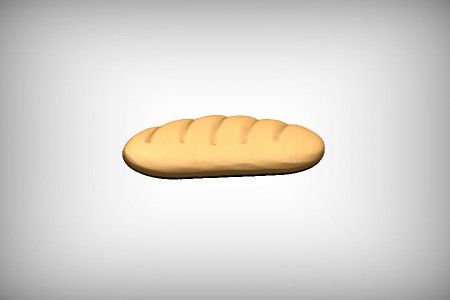 Loaf Of Bread - Vienna Style