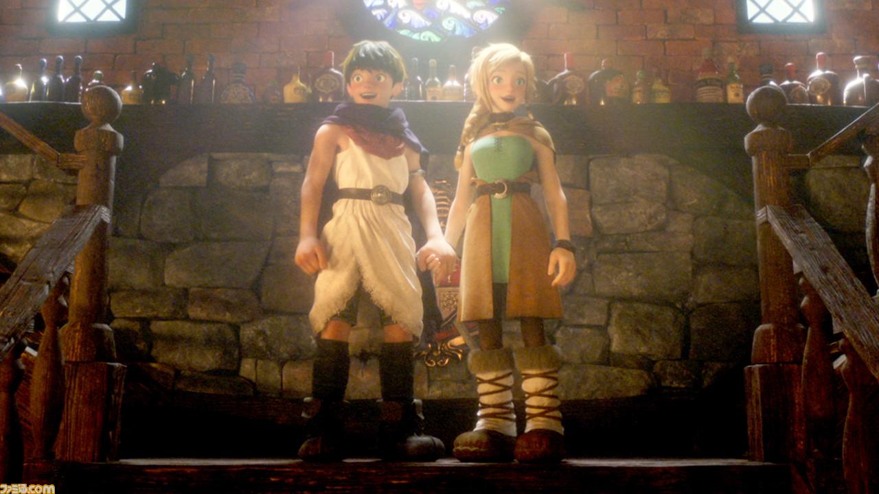 映画『ドラゴンクエスト ユア・ストーリー』2月2日よりNetflix独占配信決定。『海獣の子供』『岸辺露伴は動かない』などもラインアップ