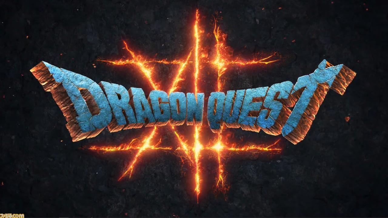 『ドラゴンクエストXII 選ばれし運命の炎』が発表。シリーズ伝統のコマンドバトルを一新! 内容はダークな雰囲気に【ドラクエ35周年記念特番】
