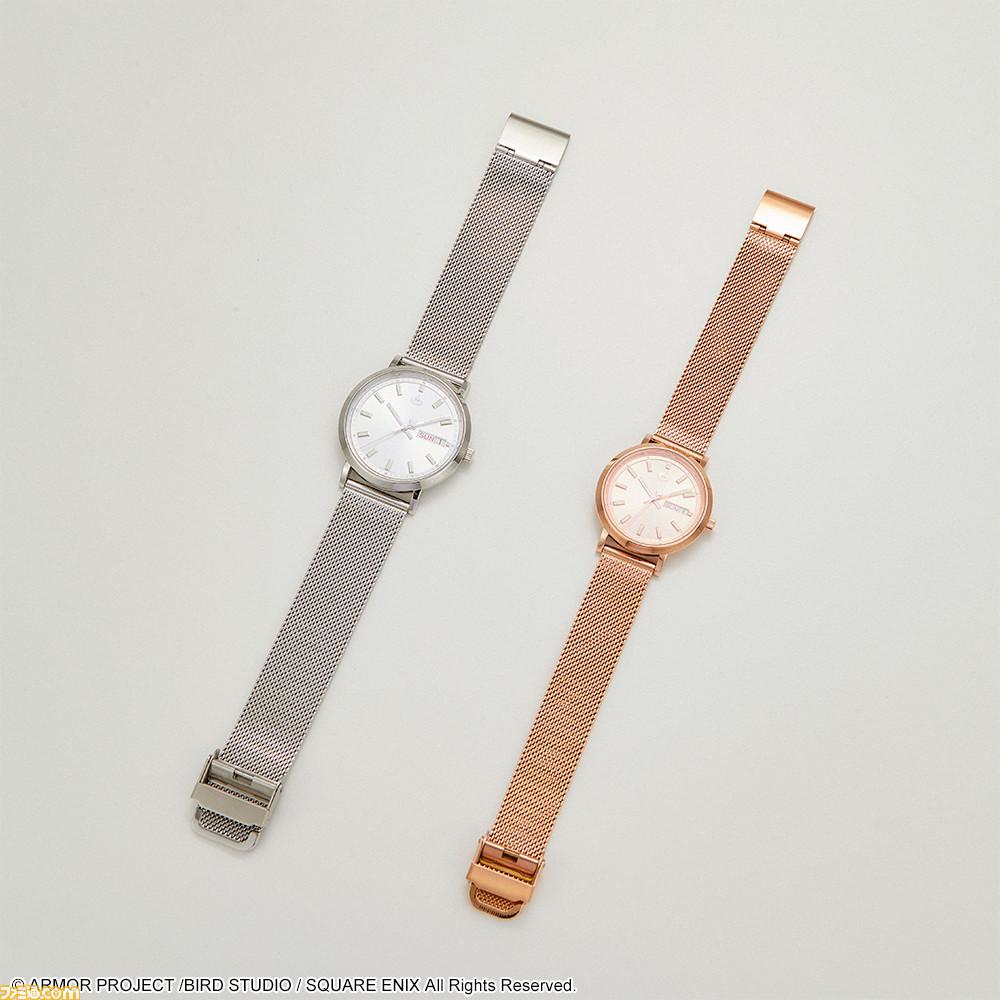 『ドラゴンクエスト』シリーズ35周年記念関連グッズ発売決定。ロト装備をイメージした腕時計や財布など多数のグッズがラインアップ