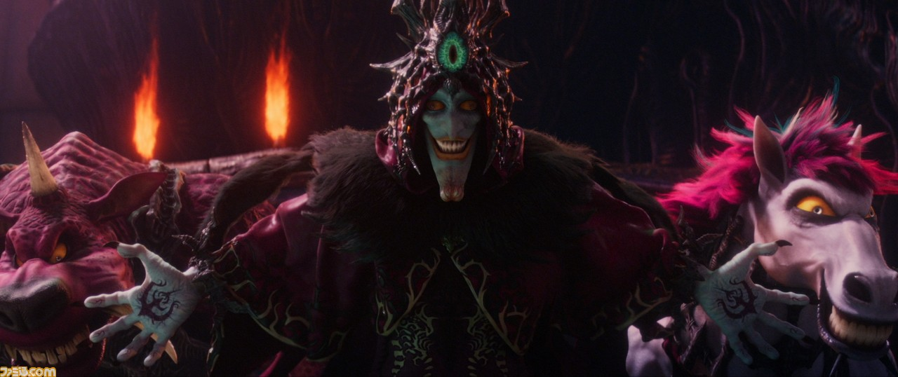『ドラゴンクエスト ユア・ストーリー』ブオーン役に古田新太、ゲマ役に吉田鋼太郎、ミルドラース役に井浦新が決定。モンスターたちの登場カットも公開