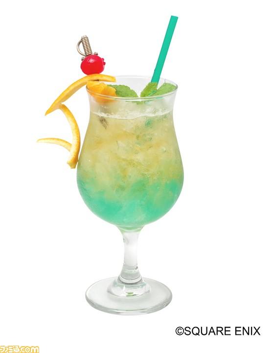 """""""LUIDA'S BAR(ルイーダの酒場)""""で7月6日から夏季限定イベントが開催!『DQV』のヒロインふたりをモチーフにしたドリンクなど盛りだくさん"""