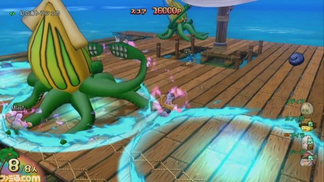 『ドラゴンクエストX オンライン』プレイ日記 幻の海トラシュカ2019が絶賛開催中ですよー!(第241回)