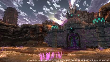 「ドラゴンクエストX いばらの巫女と滅びの神 オンライン」で登場する魔界最大の軍事大国「バルディスタ」の情報が明らかに