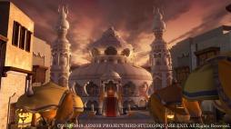 「ドラゴンクエストX いばらの巫女と滅びの神 オンライン」,魔界の新興国「ファラザード」と魔王の副官「ナジーン」の情報が公開に