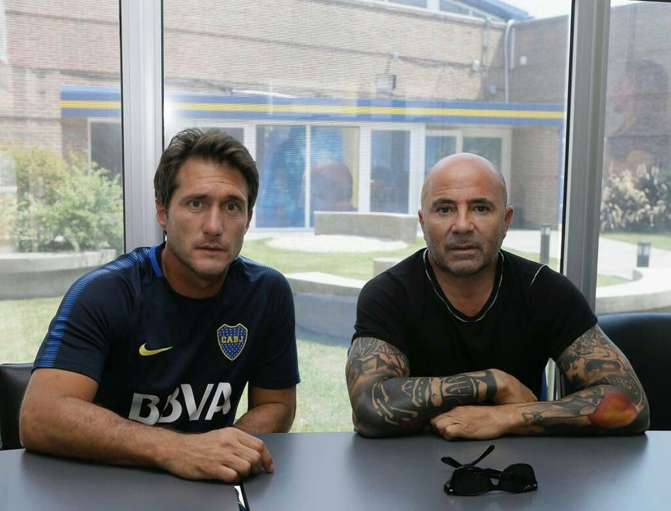 Sampaoli comenzó gira local con Independiente