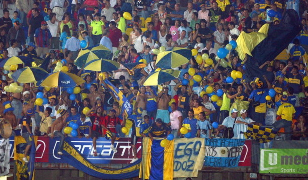 Boca enfrentará al Barcelona